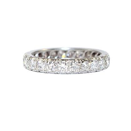 Diamond Eternity Ring size P