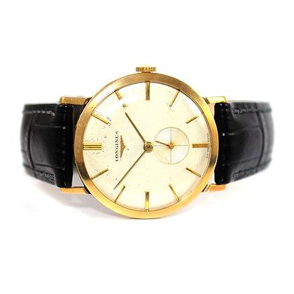 Vintage Longines Gold Watch c.1960