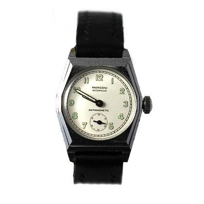Rolex Marconi Watch