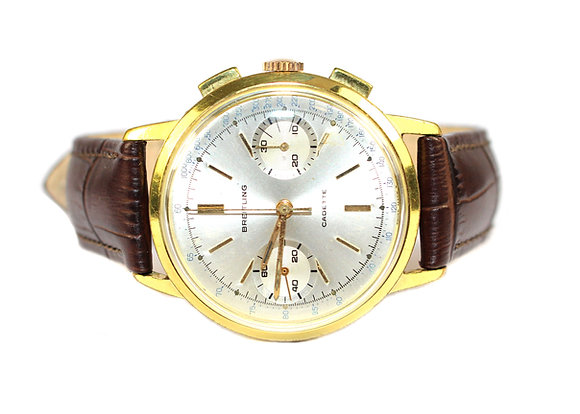 Breitling Cadette Chronograph Wristwatch