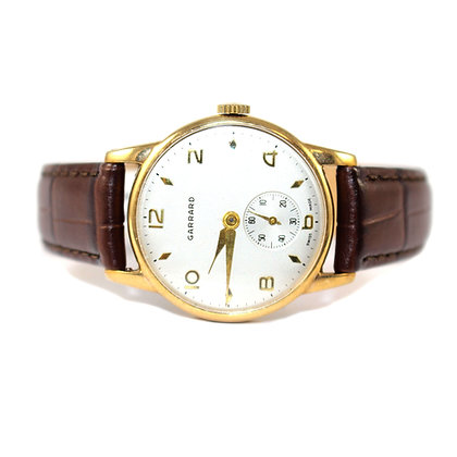 Garrard Gold Dress Watch c.1970
