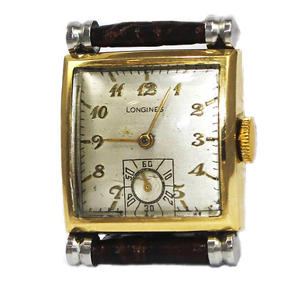 Art Deco Longines Square Watch