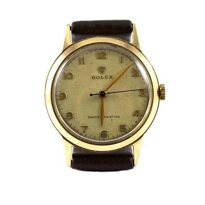 Vintage Gold Rolex Watch