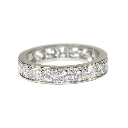 Art Deco Eternity Ring size 5
