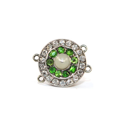 Art Deco Pearl Clasp