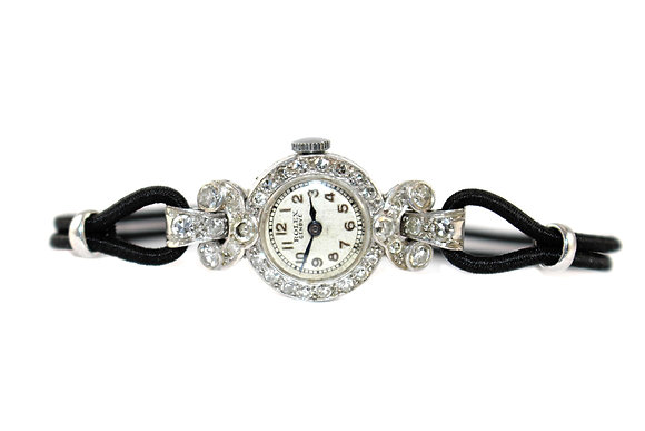 Ladies Diamond Vintage Rolex watch