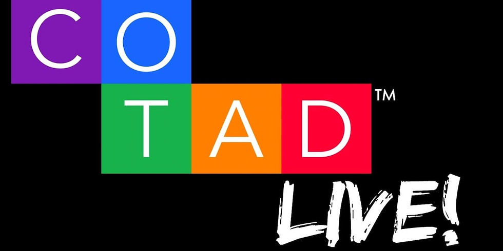 2021 COTAD LIVE! Virtual Event