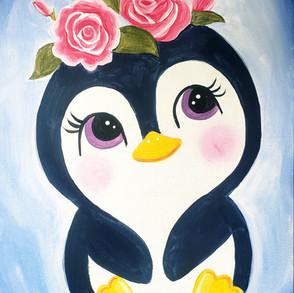Flower Penguin