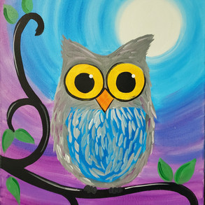 Bill the Owl
