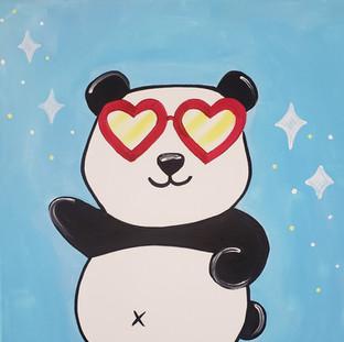Panda Glam