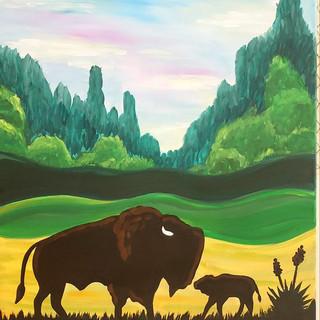 Buffalo Plains