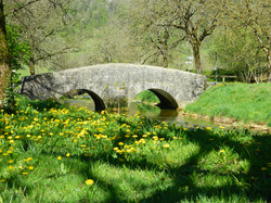 10 Pont Romain été