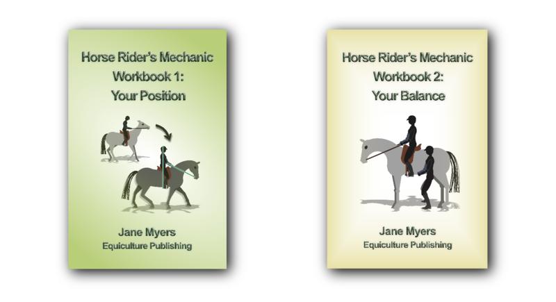 Horse Riders Mechanic Workbooks