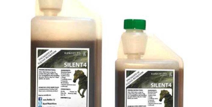 Silent 4 For Horses