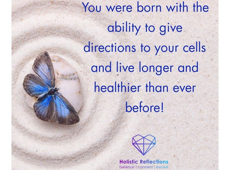 Science meets spirituality - talking to your cells for a healthy immune system!