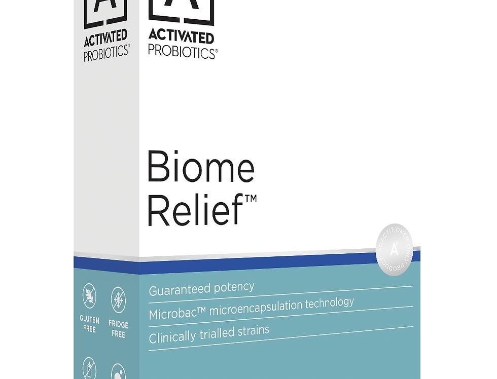 Biome Relief Probiotic - 30 Capsules
