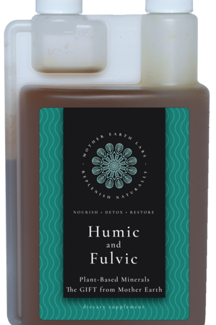 Humic and Fulvic (previously The Gift from Mother Earth) - 946ml
