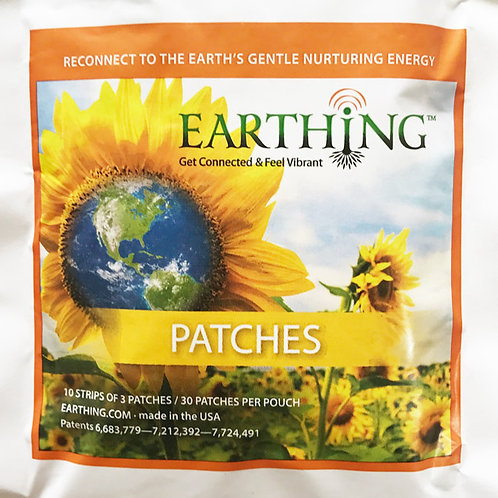 Earthing/Grounding Replacement Patches