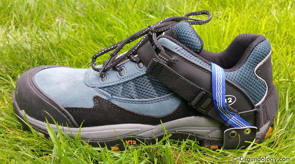 Earthing/Grounding Heel Strap