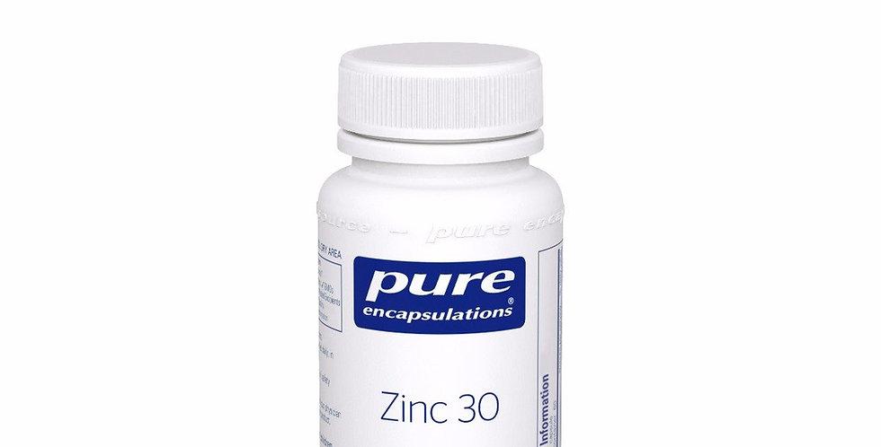 Zinc 30 - 60 Capsules