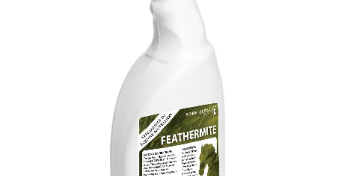 Feathermite Spray