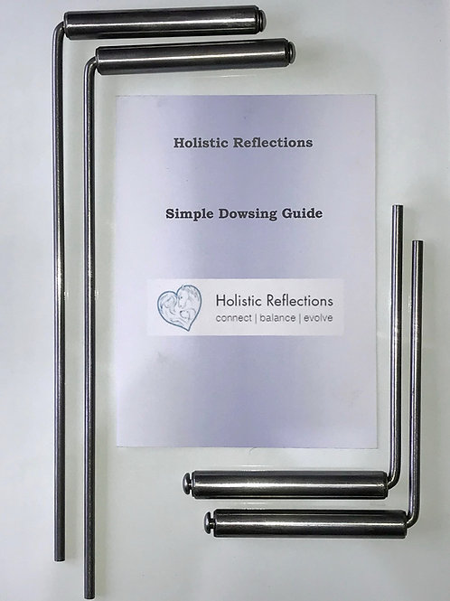 Energy Detection Dowsing Rods