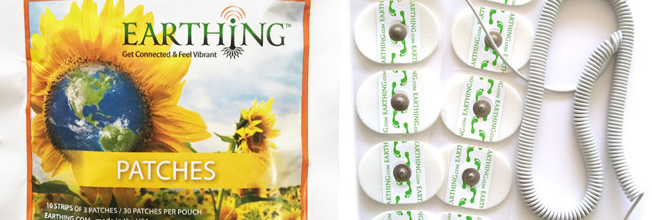 Earthing/Grounding Patches Kit