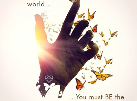 Hands up - who wants to live in a compassionate world?