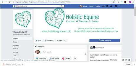 Holistic_Equine_Facebook_Page