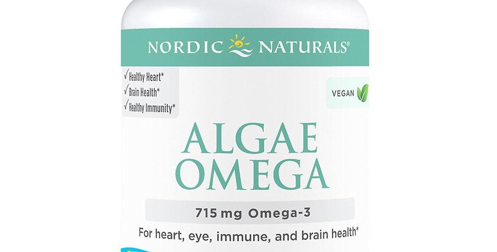 Algae Omega 715mg - 60 Softgels