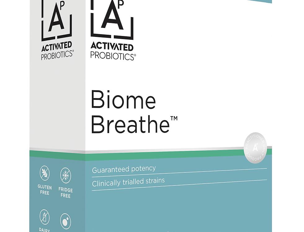 Biome Breathe Probiotic - 30 Capsules