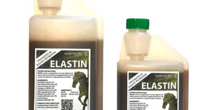 Elastin for Horses