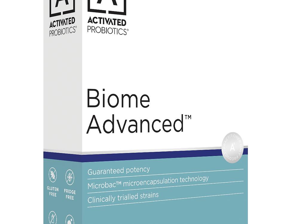 Biome Advanced Probiotic - 30 Capsules