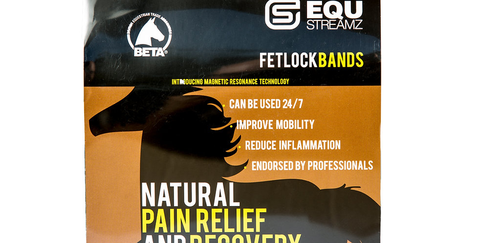 EQUStreamZ Fetlock Bands