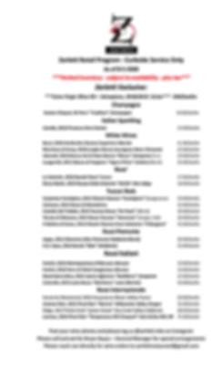 Raid the Cellar Retail Wine list 8-5-202