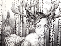 Michelle the Deer