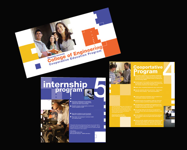 Marquette University Intership