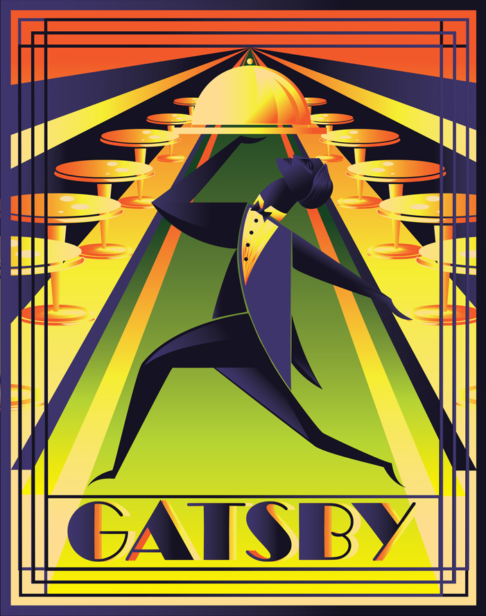 Gatsby Restaurant Logo