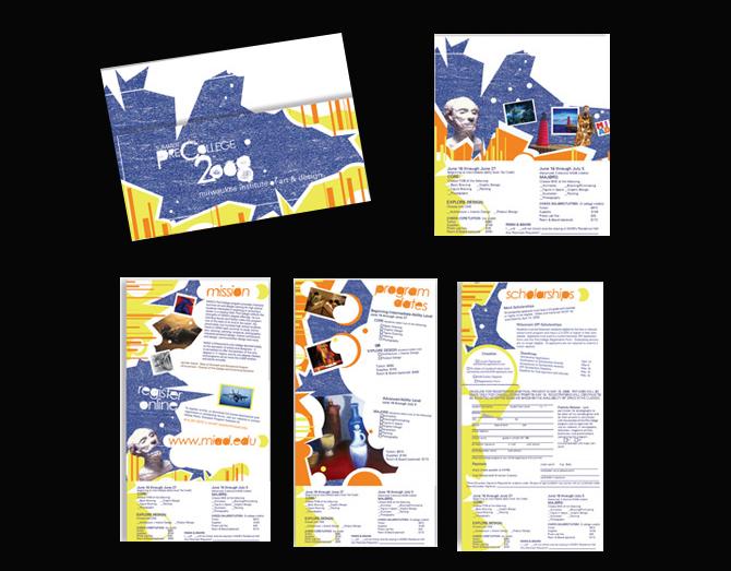 MIAD Precollege Booklet