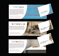 Artist Letter Series Postcards