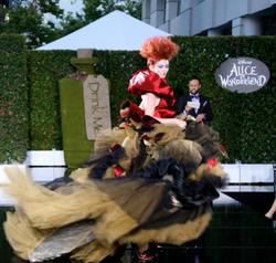 Alice in Wonderland FIDM Fashion Show