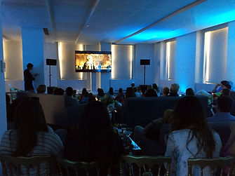 Film Screening at Beauty & the Beast event NY