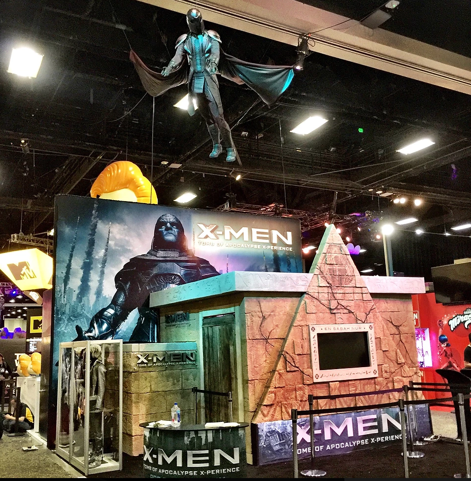 Comic Con X-Mes Escape Room