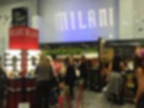 Milani Booth at BeautyCon NY