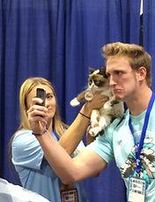 Grumpy Cat photo VidCon