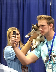 Grumpy Cat photo VidCon