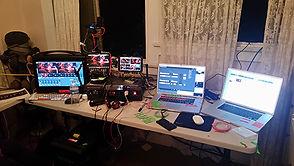 Control for Live Stream - Shut In Escape Experience