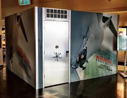 Mission Impossible Escape Room Tour