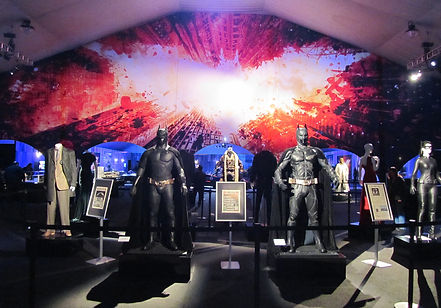 Dark Knight Trilogy Exhibition