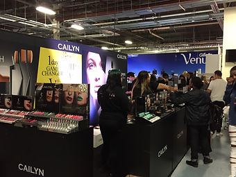 Cailyn Booth at BeautyCon NY